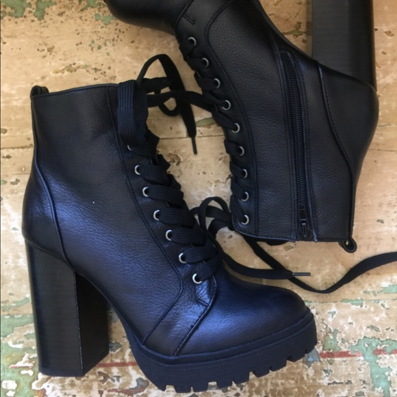 2d56d38aa03 Steve Madden 'Laurie' Platform Lace Up Ankle Boot